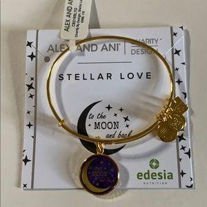 Alex and Ani Stellar Love